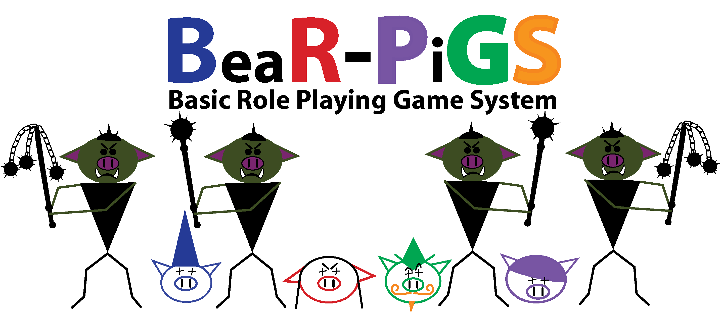 Basic Role-Playing Game System
